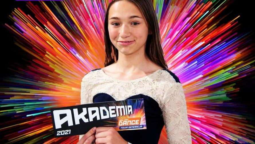 Weronika Lesiak przeszła do kolejnego etapu You Can Dance