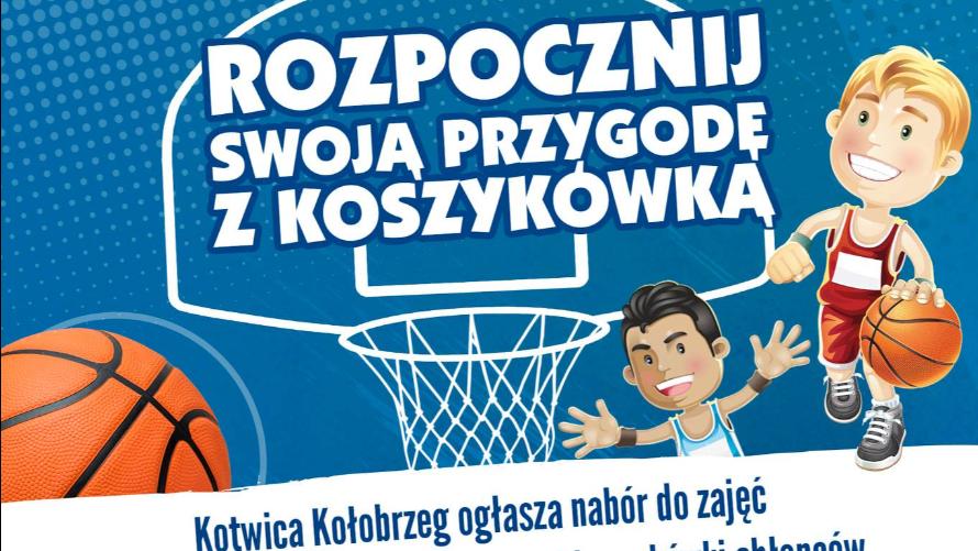 Nabory do grup młodzieżowych koszykarskiej Kotwicy Kołobrzeg