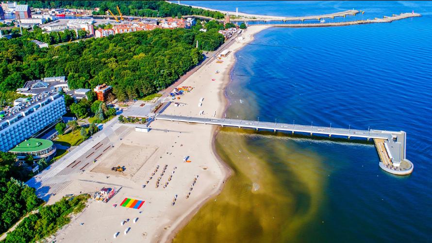 Spacery oraz spotkania związane z pracami nad strategią rozwoju miasta Kołobrzeg