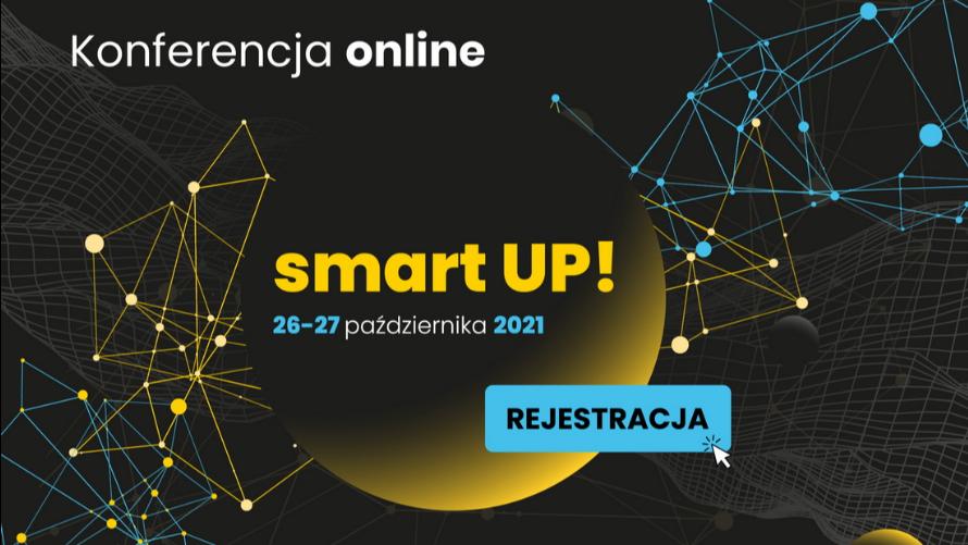 Konferencja SmartUp!2021
